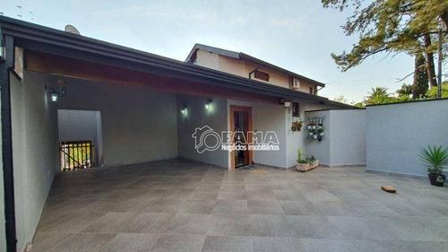 Imagem 1 de 30 de Casa À Venda, 240 M² Por R$ 1.100.000,00 - Cidade Universitária - Campinas/sp - Ca2326