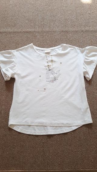 Blusa Para Niña Marca Zara