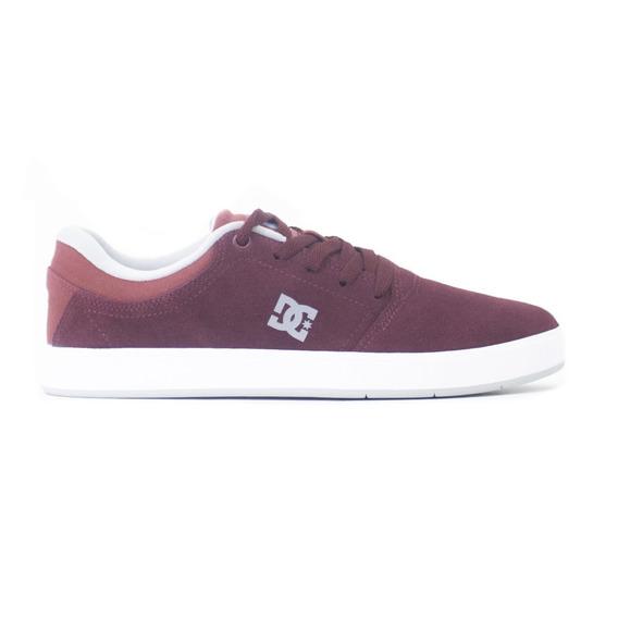 Tenis Dc Shoes Crisis Bordo Adys100029l5bd Original