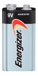 Bateria 9v Energizer Max Alcalina Pila Blister X Unidad