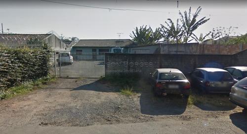 Terreno À Venda Com 432m² Por R$ 270.000,00 No Bairro Cajuru - Curitiba / Pr - Eb+11511