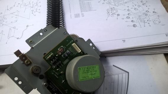 Main Drive Motor Assembly - Motor Principal - Xerox Wc423