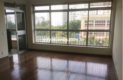Imagem 1 de 15 de Apartamento De 240m², 3 Quartos E 2 Vagas No Jd Paulistano - Ap3702