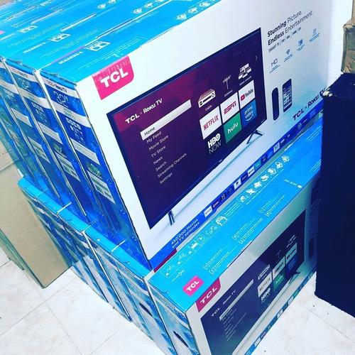 Imagen 1 de 1 de Tcl Smart Tv Android 4k 43 Pulgadas
