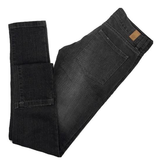 Pantalón Chupin Mujer Jeans Moda Cuesta Blanca Pa13