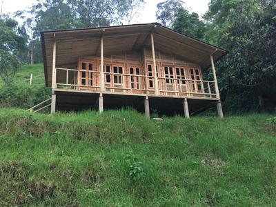 Se Vende Casa Campestre Pre-fabricada Moderna
