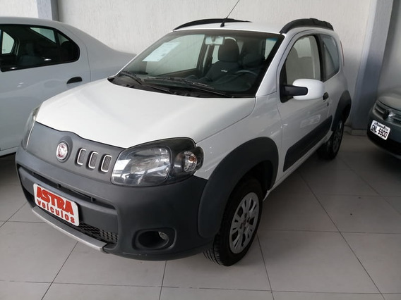 Fiat Uno Way 1.0 8v Celebration (flex) 2p 2012 Completo