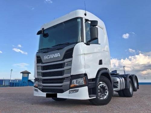 Scania R450 6x4 0 Km - Financiamento Do Primeiro Caminhão