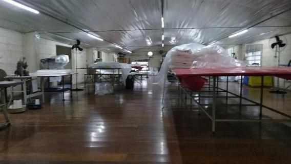 Galpão Em Valongo, Santos/sp De 1200m² Para Locação R$ 12.000,00/mes - Ga93798