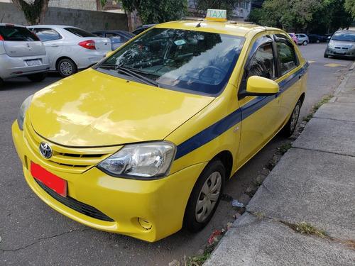 Etios Sedan Táxi (carro + Autonomia), Gnv 3ª Geração