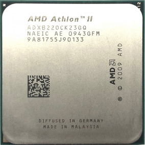Processador Amd Athlon Ii B22 2.8ghz Am2+am3 2mb Oem