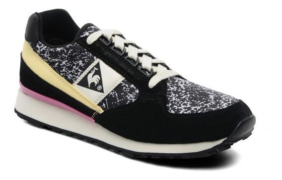 Le Coq Sportif Zapatillas Eclat W Cardio Printing Black 7139
