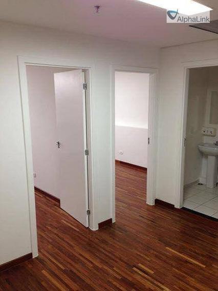 Office Tamboré - Sala Comercial - 42 M2 - 2 Salas - 2 Banheiros - 1 Vaga - Alphaville - Sp - Sa0178