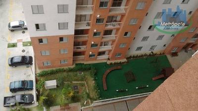 Apartamento Com 2 Dormitórios À Venda, 49 M² Por R$ 240.000 - Jardim Rossi - Guarulhos/sp - Ap0916