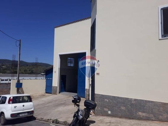 Galpão Para Alugar, 750 M² Por R$ 7.500/mês - Vila Industrial - Bom Jesus Dos Perdões/sp - Ga0166