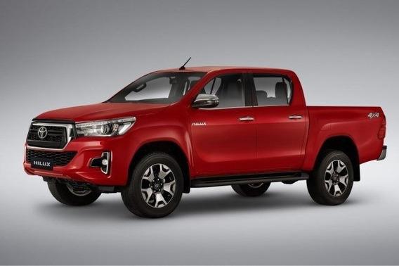 Toyota Hilux Srv At 4x4 2.8 16v, Ehl5915