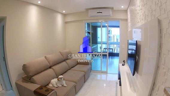 Apartamento Com 2 Dorms, Tupi, Praia Grande - V415