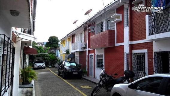 Casa Com 3 Dormitórios À Venda, 96 M² Por R$ 280.000,00 - Casa Amarela - Recife/pe - Ca0172