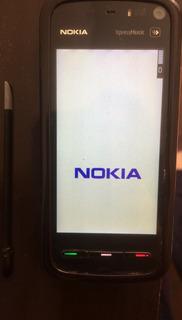 Celular Nokia 5800 Completo Na Caixa
