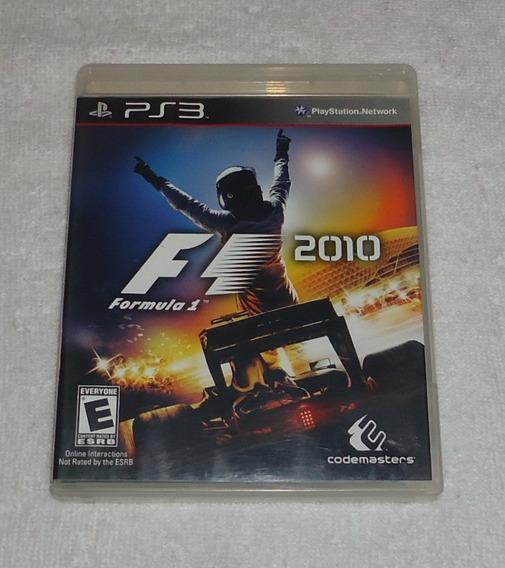 Formula 1 F1 2010 Ps3 ** Leia