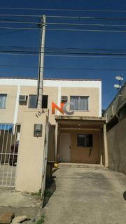 Casa Com 2 Dorms, Austin, Nova Iguaçu - R$ 140.000,00, 70m² - Codigo: 409 - V409
