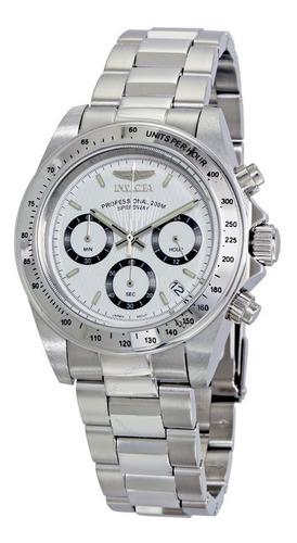 Reloj Invicta 9211 Spedway Colleccion Acero Hombre Entregaya