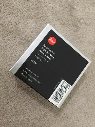Leica X1 Caixa View Finder