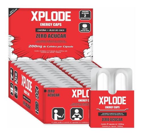 Energético Xplode Caps 24x2