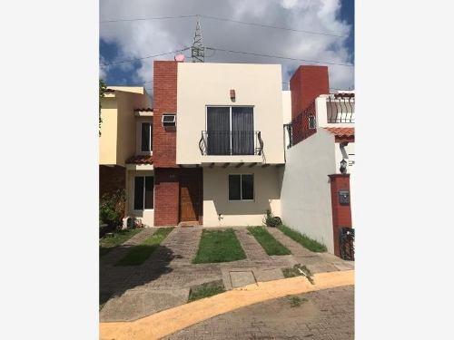 Casa Sola En Renta La Joya Privado Residencial Con Alberca
