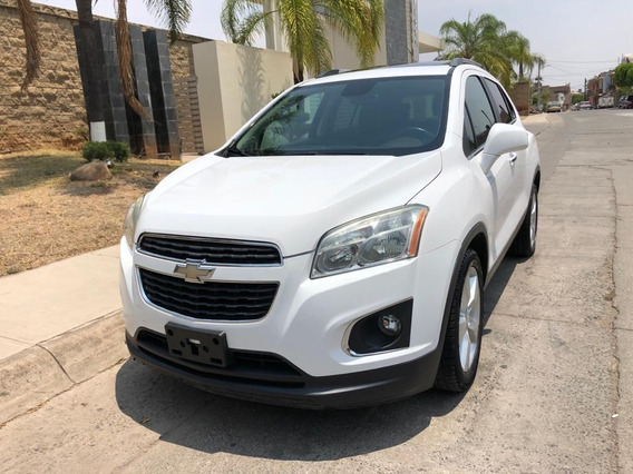 Chevrolet Trax 1.8 Ltz At 2014