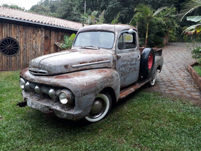 Ford F1 1951 V8 Vampirinha Pickup F100 1955 1956 Ford 1929
