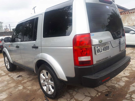 Land Rover Discovery 3 Se Diesel 2008