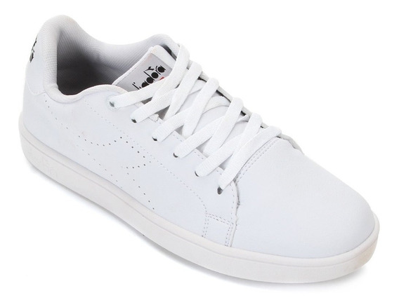 Tênis Diadora Keep Masculino - Branco Nº42