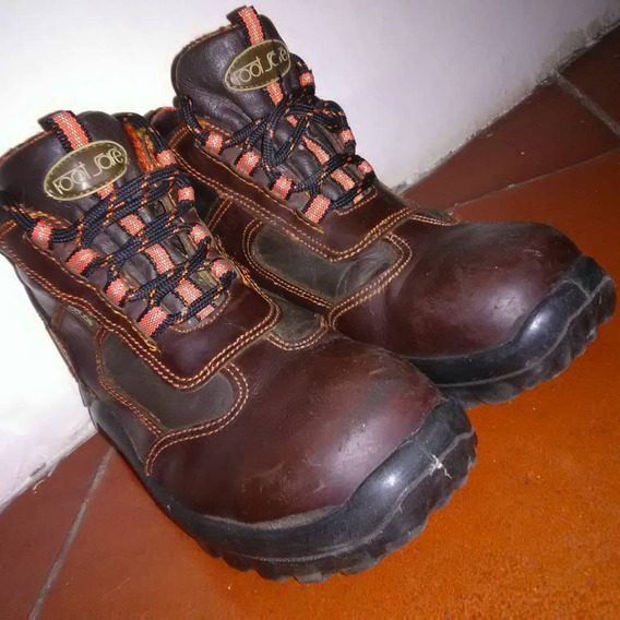 Botas De Seguridad Foot Safe