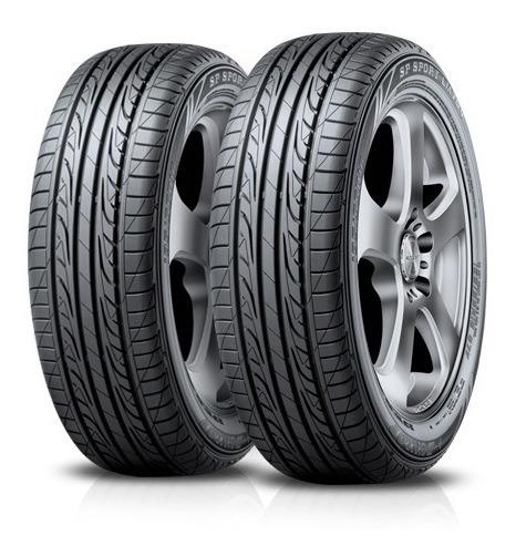 Kit X2 175/60 R15 Dunlop Sp Sport Lm704 + Tienda Oficial