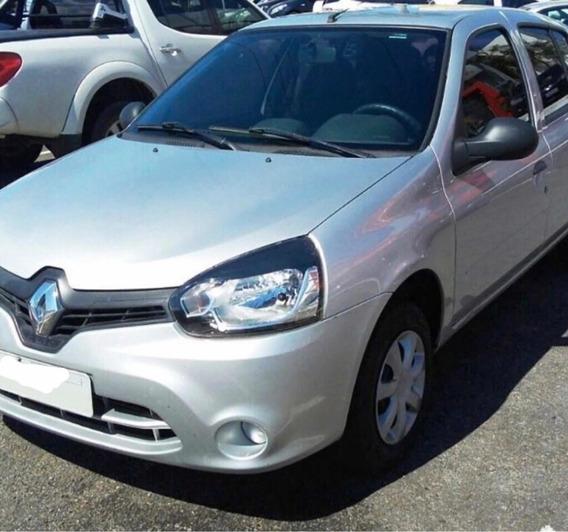 Renault Clio 1.0 16v Authentique Hi-power 3p 2013
