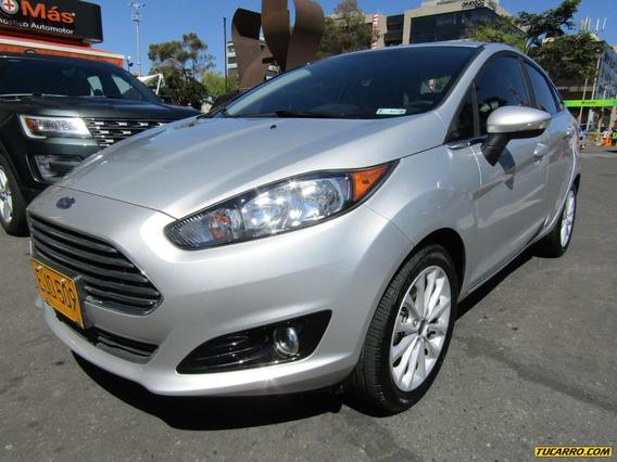 Ford Fiesta Titanium 1.6 At