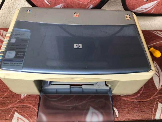 Impressora Hp Multifuncional 1210