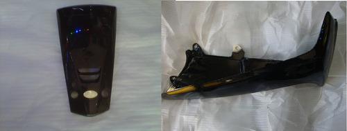 Frente Y Cubre Pierna Yamaha Crypton 105 Exterior Derecho 2r