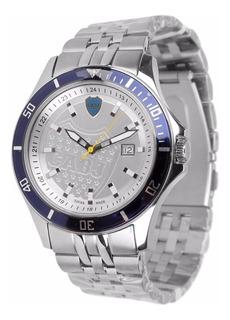 Reloj Swiss Military Boca Juniors Ed Limitada Acero +envio