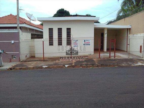Casa Em Jaboticabal Bairro Recreio Dos Bandeirantes - A260600