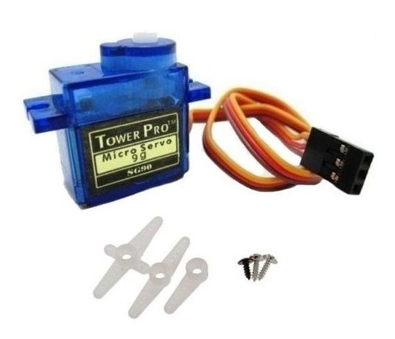 Micro Servo Motor Towerpro 9g/sg90 | 3v - 7,2v