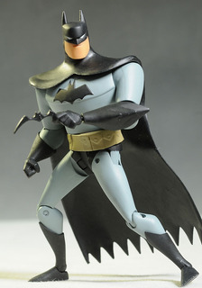 Batman Animated Series Animada New Adventures Joker Robin