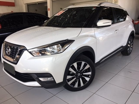 Nissan Kicks 1.6 Completo Flex 2018 Cem Por Cento Financiado