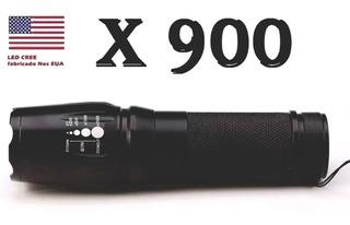 Promoção Fte Grátis-lanternas X900 Tática Militar Shadowhank