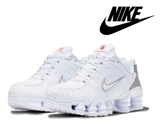 Tênis Nike Shox Ti 12 Molas Njr Promoção Original