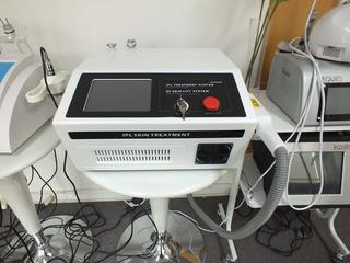 Maquina Depilacion Laser Ipl Profesional Usada