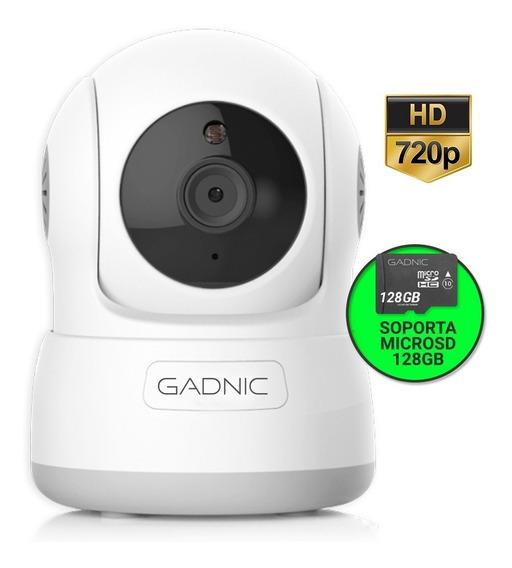 Cámara De Seguridad Ip Motorizada Gadnic P2p