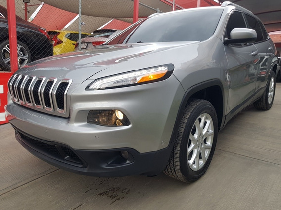 Jeep Cherokee 2.4 Latitude Mt 2015