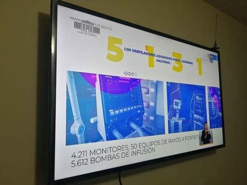 Televisor Samsung De 43 Pulgadas Smart Tv 4k